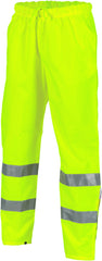 HiVis D/N Breathable Rain Pants with 3M R/Tape