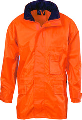HiVis Breathable Rain Jacket