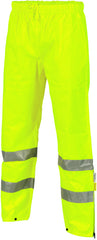 HiVis Breathable and Anti-Static Pants with 3M R/Tape