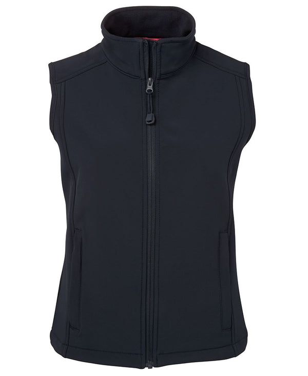 Hutcheon and Pearce Ladies Layer Soft Shell Vest
