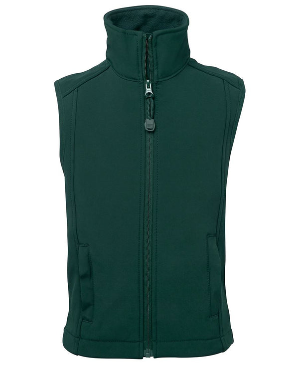 Layer Soft Shell Vest
