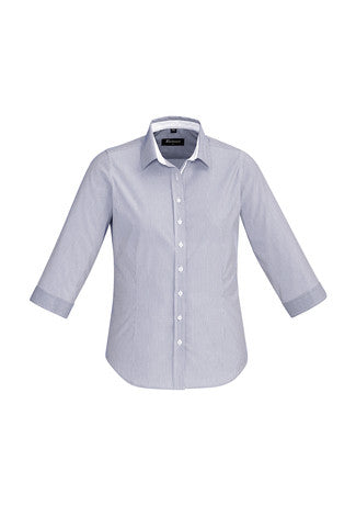 Ladies Fifth Avenue 3/4 Sleeve Shirt