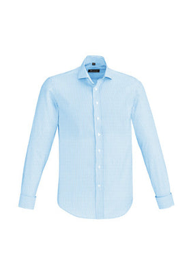 Mens Vermont Long Sleeve Shirt