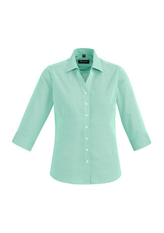 Picture of Ladies Hudson 3/4 Sleeve Shirt