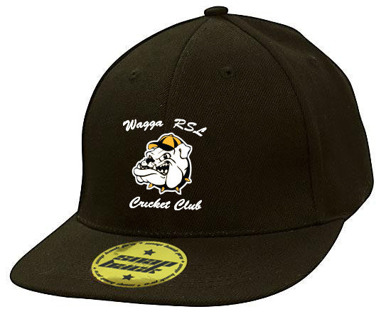Wagga RSL Cricket Club Snap Back Flat Brim