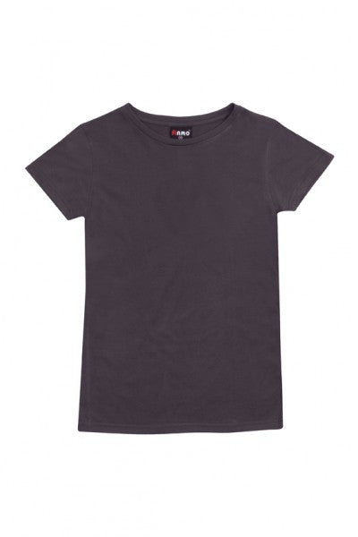 Ladies Dark Coloured American Style Tee