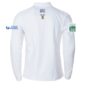 **CUSTOM MADE**- SMCC Long Sleeve Playing Polo