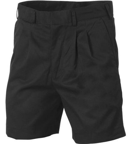 Picture of DNC Pleat Front Permanent Press Shorts