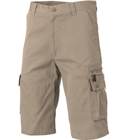 Picture of DNC Island Duck Weave Cargo Shorts
