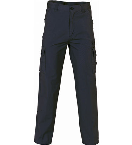 Picture of DNC Island Cotton Duck Weave Cargo Pants - Regular/Stout