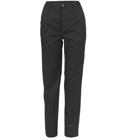 Picture of DNC Ladies P/V Flat Front Pants