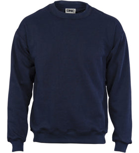DNC Crew Neck Fleecy Sweatshirt (Sloppy Joe)