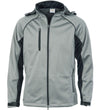 DNC Mens Full-Zip Swiss Softshell Jacket