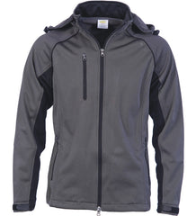DNC Ladies Full Zip Swiss Softshell Jacket