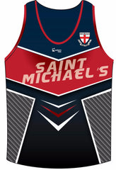 **CUSTOM MADE**- Kids SMCC 1 Day Replica Singlet
