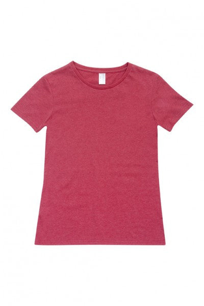Ladies Colour Marl T-Shirt
