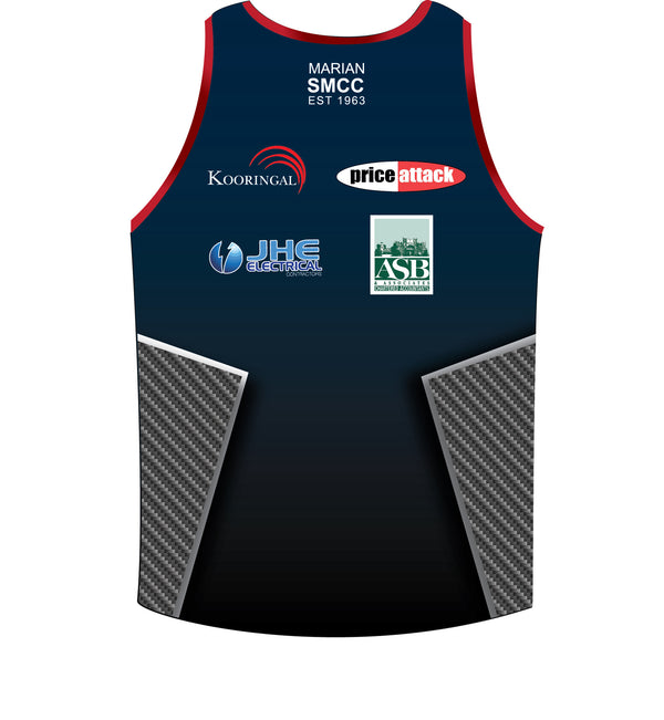 **CUSTOM MADE**- Adults SMCC 1 Day Replica Singlet