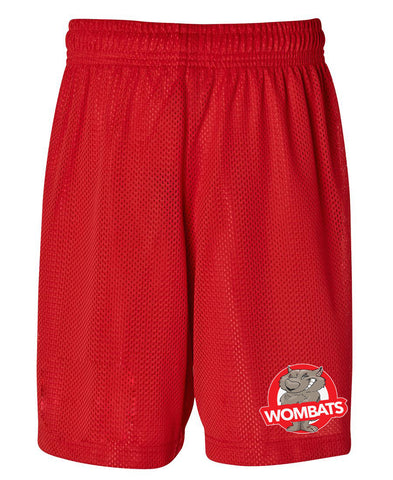 Picture of CSU Wombats Deluxe Basketball Short