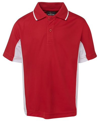 Picture of Kids Contrast Polo