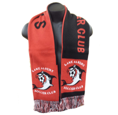 Lake Albert Soccer Club Scarf