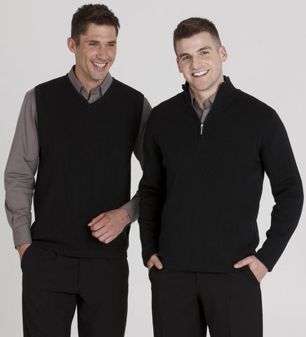 Picture of Mens Wool-Rich Vest