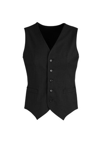 Picture of Mens Cool Stretch Peaked Vest with Knitted Back