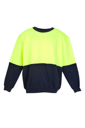 Mens HiVis Sloppy Joes Fleece