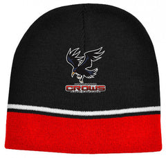 Wagga Crows Junior Rugby Beanie