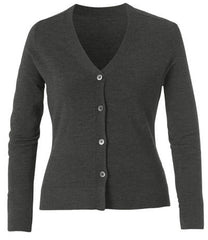 Pure Wool V-Neck Cardigan