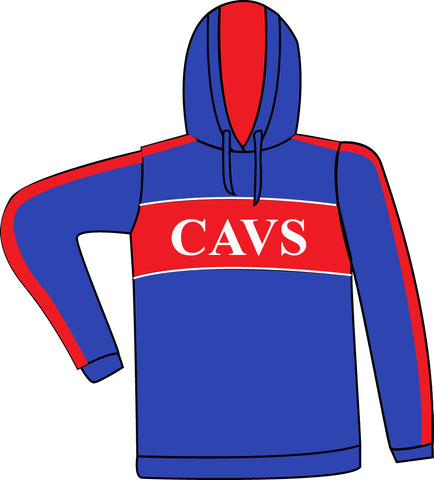 Picture of Adults Cavaliers Puss in Boots Hoodie
