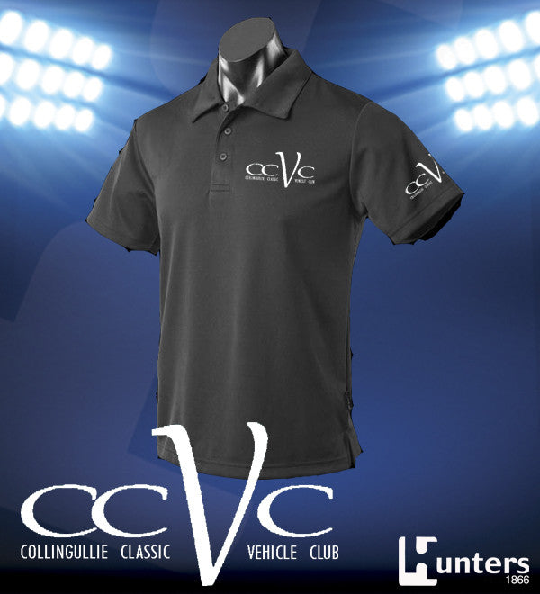 MENS CCVC Polo Shirt