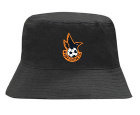 Wagga United Breathable Poly Twill Bucket Hat