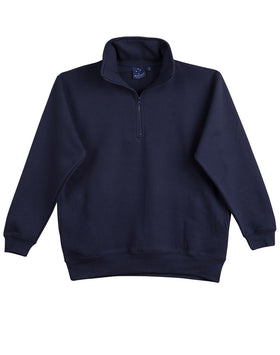 Mens Falcon Fleecy Sweat Top