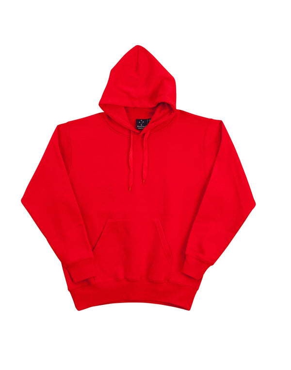 Adults Close Front Fleecy Hoodie