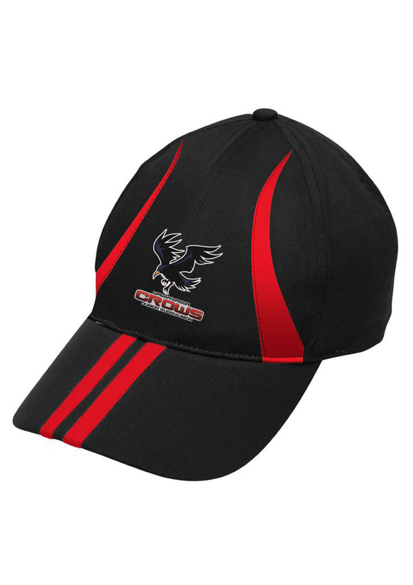 Wagga Crows Junior Rugby Flash Sports Cap