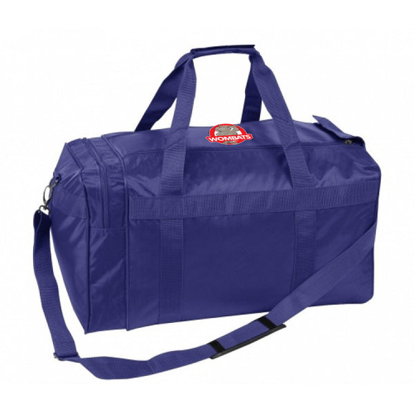 CSU Wombats Nylon Sports Bag