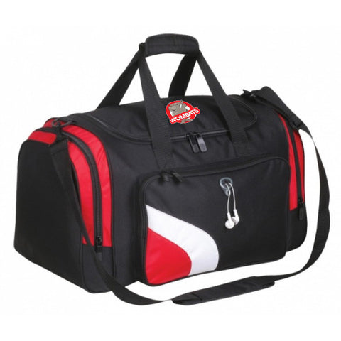 Picture of CSU Wombats Deluxe Sports Bag