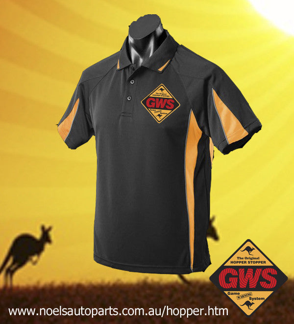GWS HOPPER STOPPER Polo Shirt - KIDS
