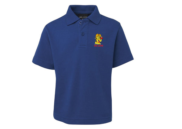 HAY LIONS KIDS POLO royal