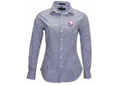 Henwood Park Ladies Navy/White  Shirt