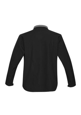 TRYC Mens Geneva Softshell Jacket