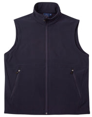 Mens Hi-Tech Softshell Vest