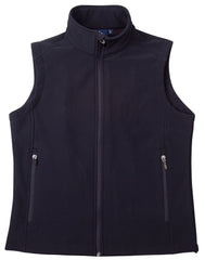Ladies Hi-Tech Softshell Vest