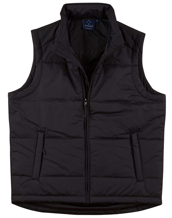 Mens Nylon Padded Vest