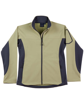 Ladies Softshell Whistler Jacket