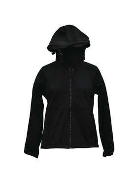 Kids Softshell Aspen Hood Jacket