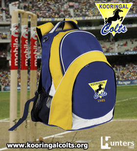 Bags 2014/15 KCCC Sports Backpack