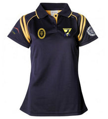 KCCC POLO SHIRT - LADIES