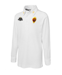 LACC Seniors Long Sleeve Cricket Polo