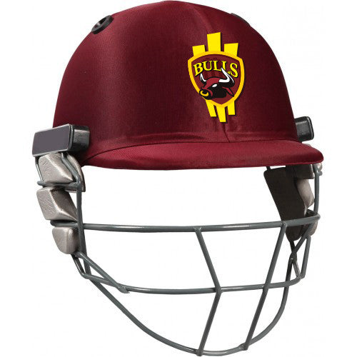 Lake Albert Bulls Cricket Club Helmet LOGO APPLICATION ONLY
